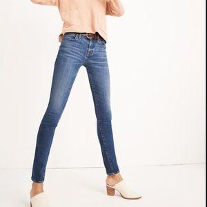Madewell | Skinny Low Jeans sz 26x32